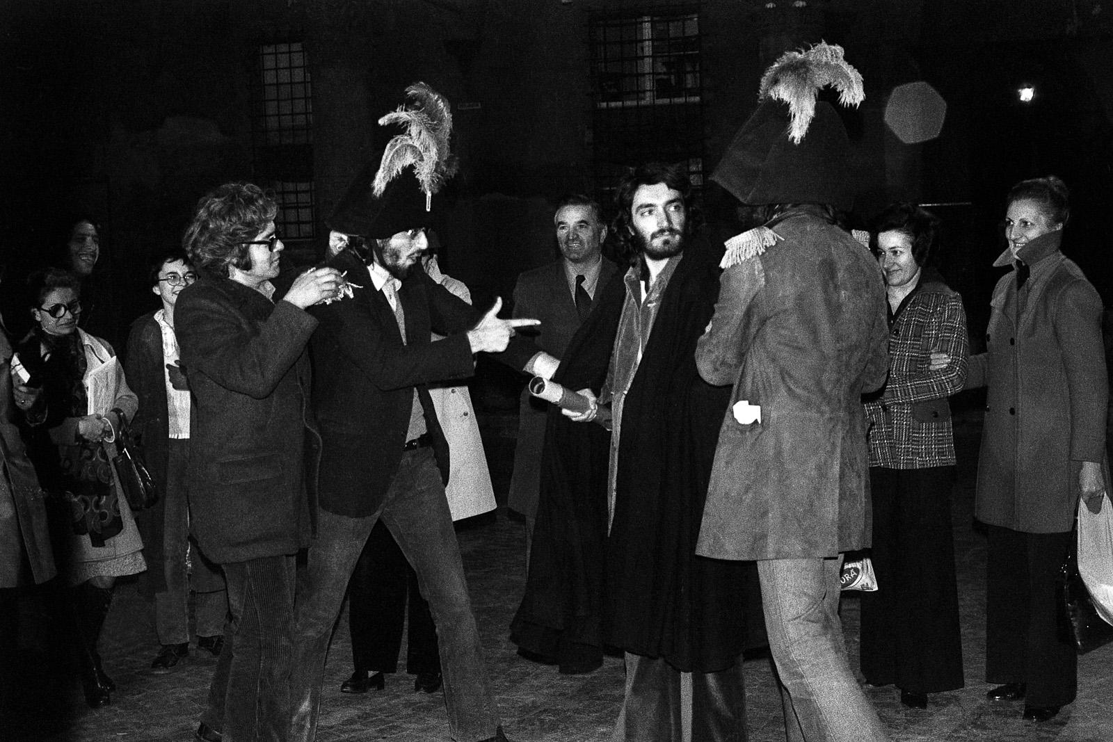 Il Brigante Musolino di Giuliano Scabia a Bologna