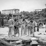 Umbria Jazz 1976. Castiglione del Lago