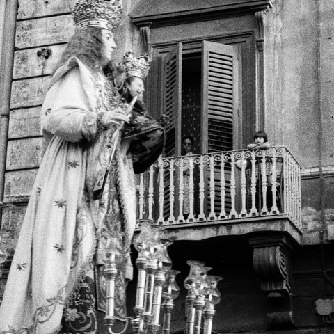 Processione della Madonna del Carmine
