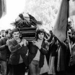I funerali di Francesco Lorusso