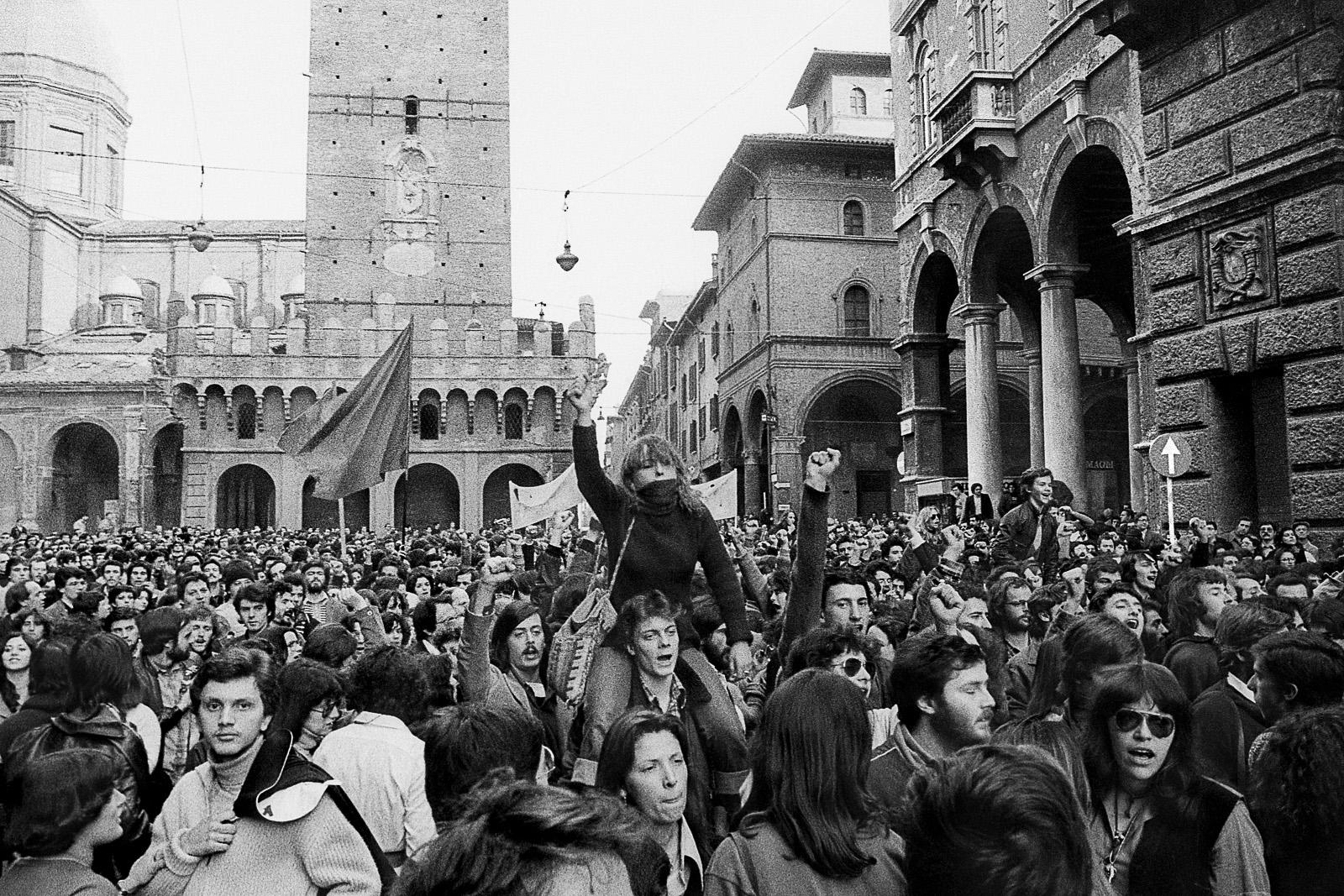Bologna, 11 marzo 1978