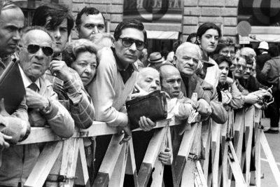 Hanno ucciso Aldo Moro. Piazza del Gesù