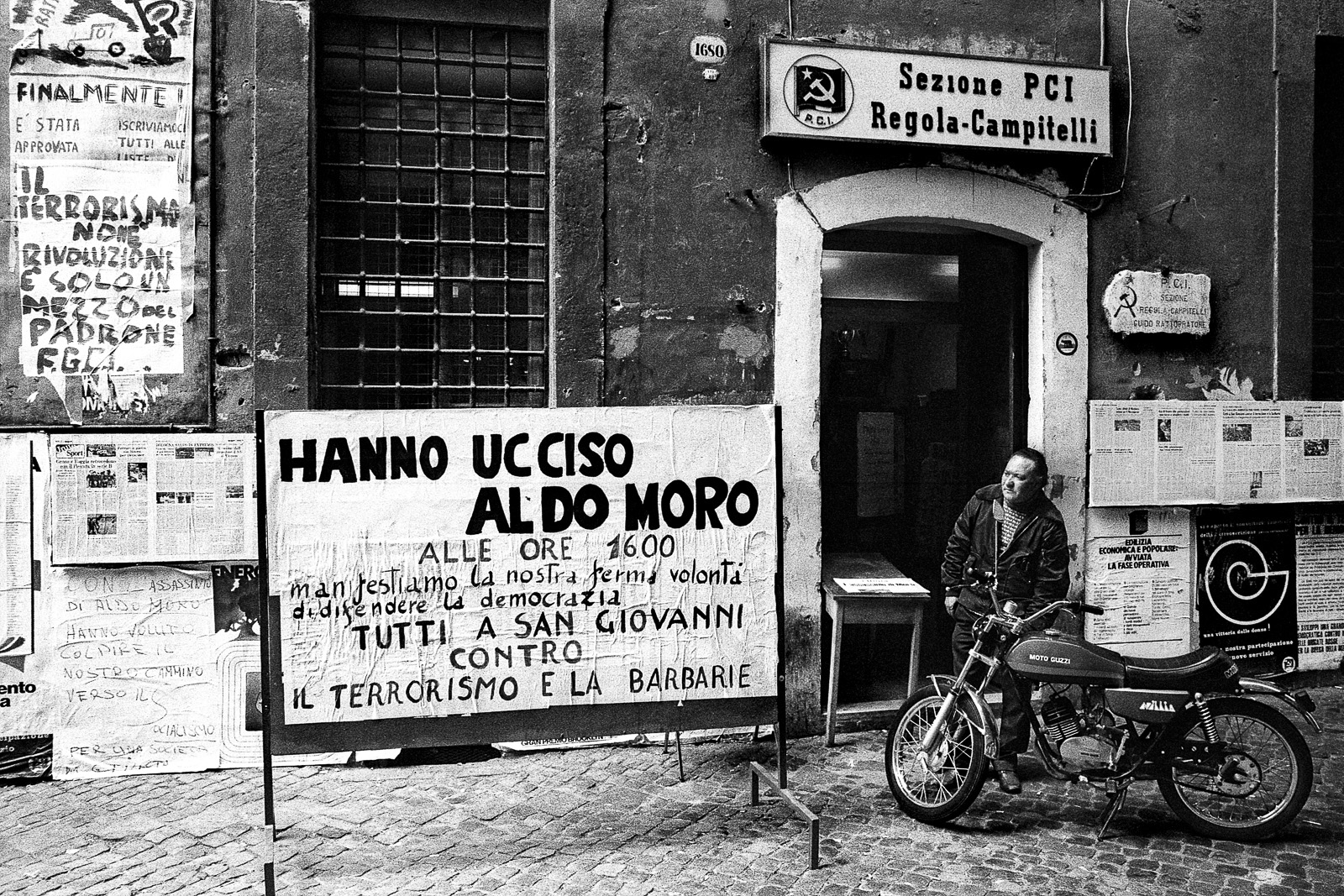 Hanno ucciso Aldo Moro