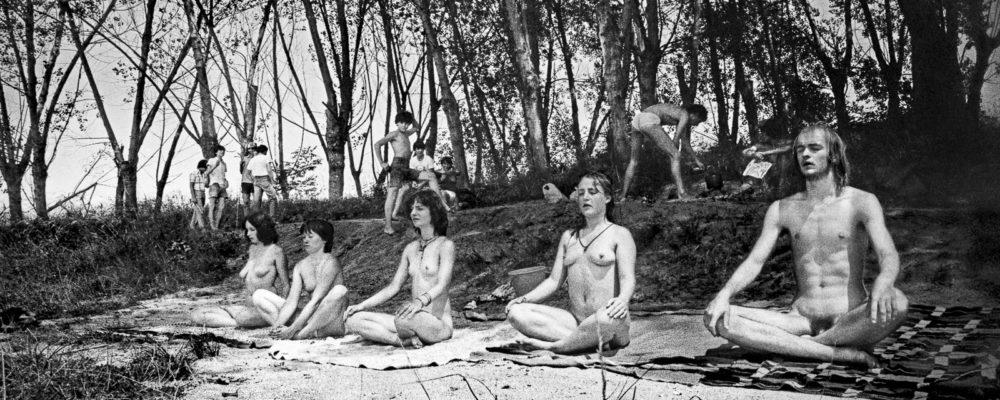 Meditazione hippy, 1978