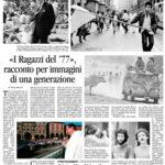 «I Ragazzi del '77», racconto per immagini di una generazione