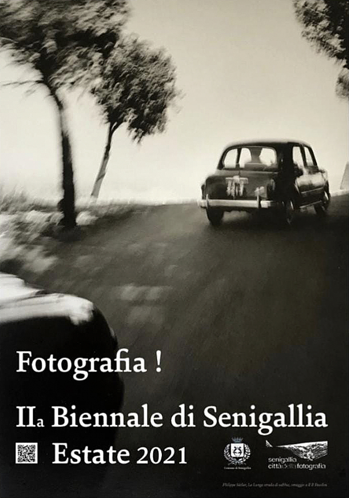 Locandina Biennale di Senigallia