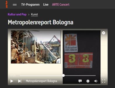 Metropolenreport Bologna