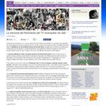 Le memorie del Movimento del '77 ricomposte nel web