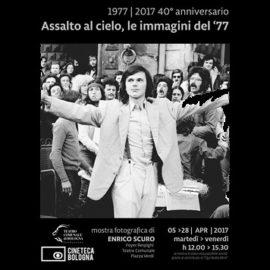 Assalto al cielo, le immagini del '77