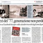 I ragazzi del '77, generazione non perduta
