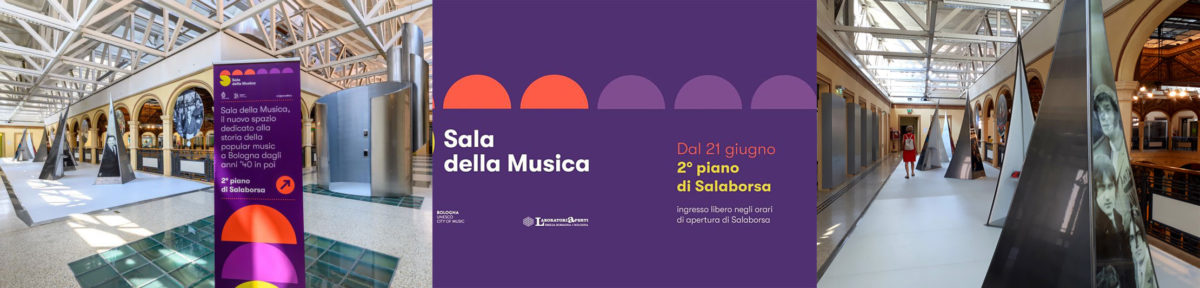 sala musica Bologna