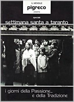 Settimana Santa a Taranto