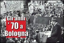 Gli anni '70 a Bologna